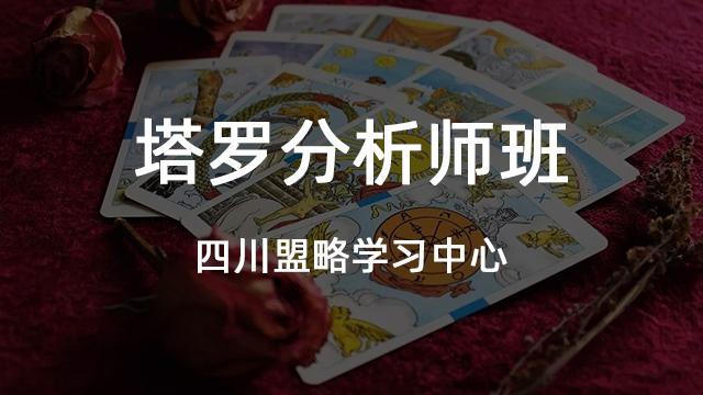 《塔罗分析师班》四川盟略心理学习中心